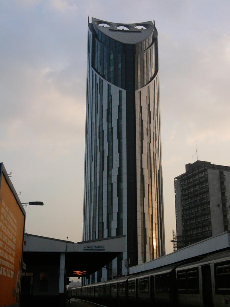 Towering Strata