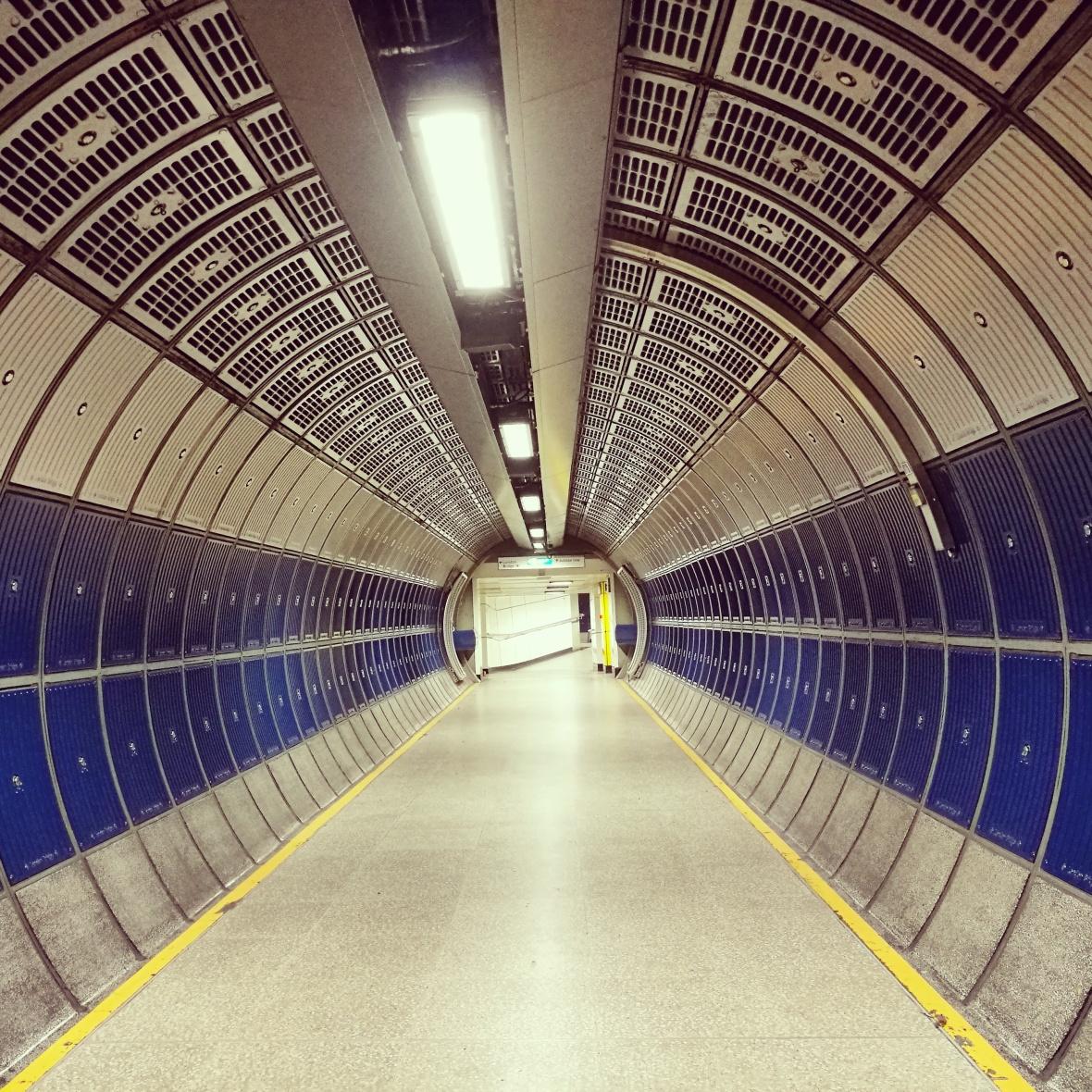 quiet underground